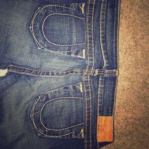 Hedi Kickboot True Religion Jeans